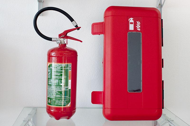 SANAL Italia - Vendita e produzione materiale antincendio - Catanzaro - Calabria - Italia